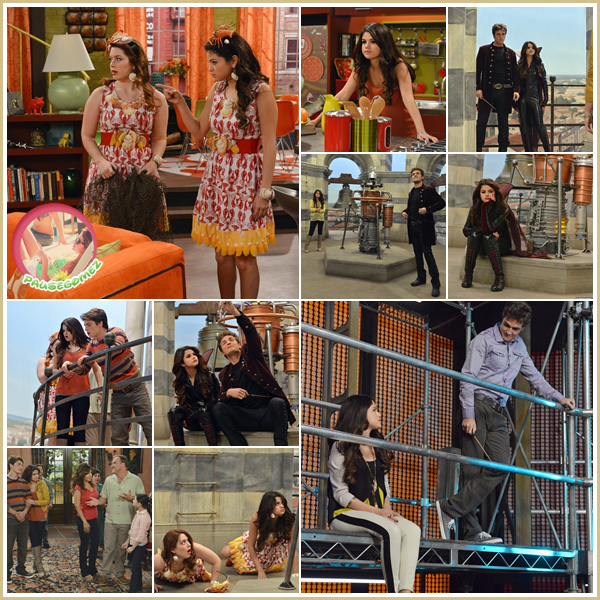 Post� le 16 mars 2013 : Candids, Events, Stills & Chansons ♥