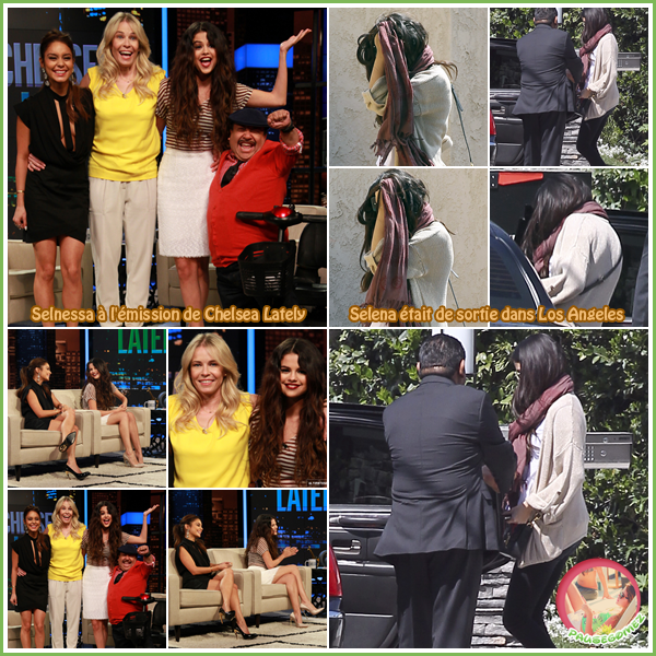Post� le 24 mars 2013 : TV, Candids & Events ♥