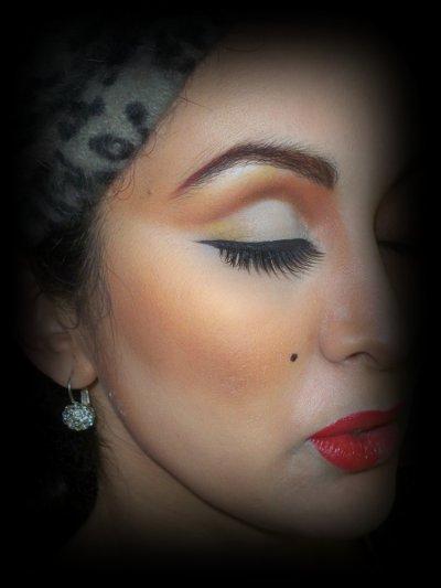 maquillage ann e 40 blog de lylimakeup