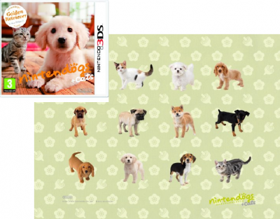 Nintendogs Cats Races De Chats