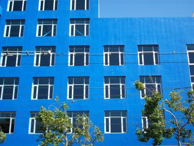 Blog de arnoetromain notre voyage l 39 ouest des states for Adresse maison bleue san francisco