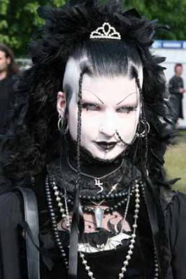Gothique Hair Style Blog Von Chambre Des Secret