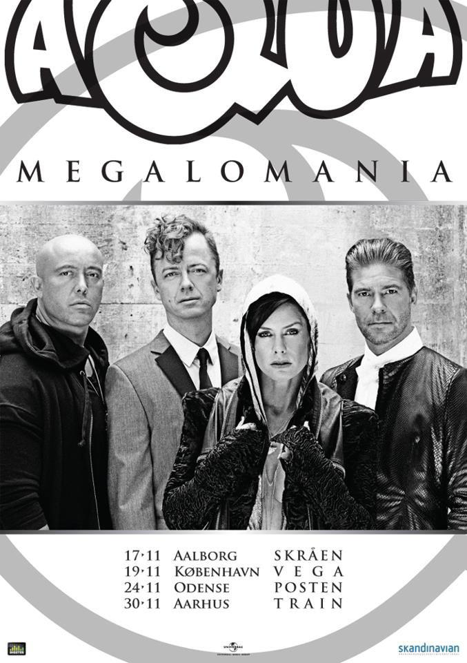 Megalo Tour 2011