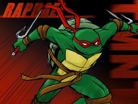 Wallpaper raphael tmnt tortue ninja 2003 - Tortue ninja 2003 ...