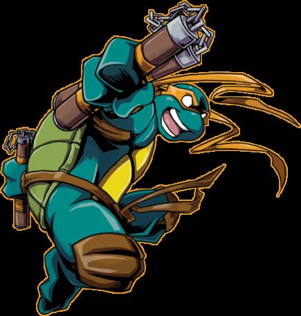 Wallpaper micky tmnt tortue ninja 2003 - Tortue ninja 2003 ...