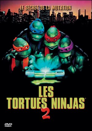 Tortues Ninja 2 - Le secret de la mutation