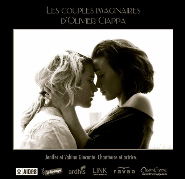 Les Couples Imaginaires - Olivier Ciappa� �