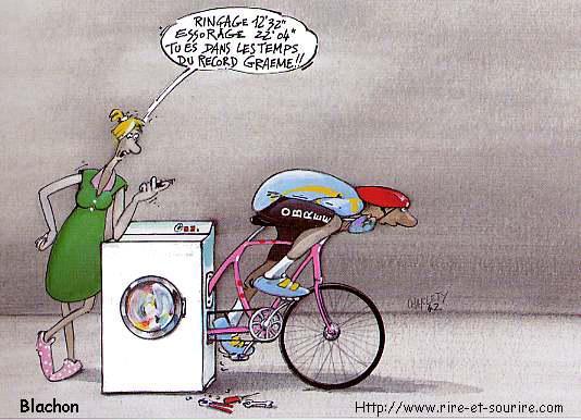 Blague tour de france humour du jour - Image coureur humoristique ...
