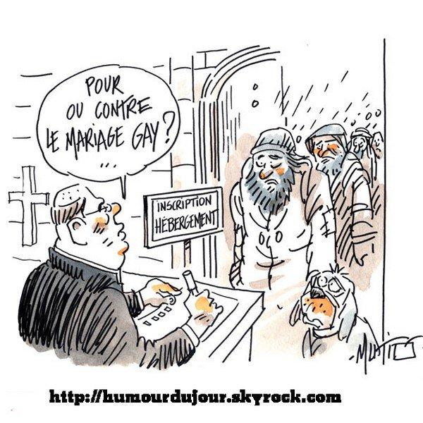 Arguments contre le mariage pour tous - Observatoire du