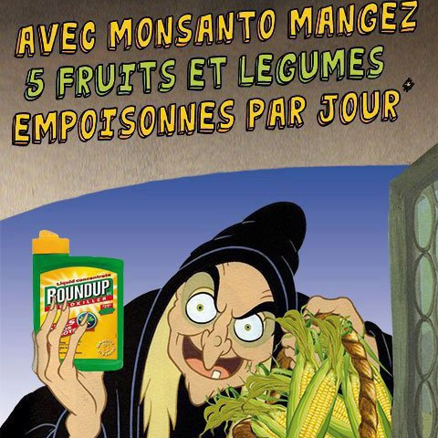 MONSANTO LE PLUS GRAND CRIMINEL MONDIAL