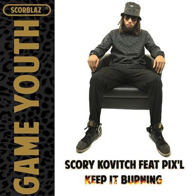 fredo3b / Scory Kovitch Feat Pix - L - Keep It Burning 2014 (2014)