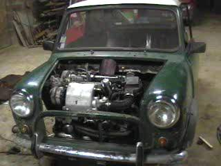Construire sa voiture de course mini austin proto for Construire sa voiture