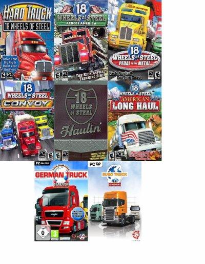 les jeux de simulation de camion les jeux de camion. Black Bedroom Furniture Sets. Home Design Ideas