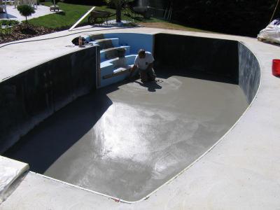 Blog de 01netnet page 3 construction de notre piscine for Prix pose liner piscine 8x4