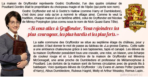 """Seul un v�ritable Gryffondor peut faire appara�tre l'�p�e""."