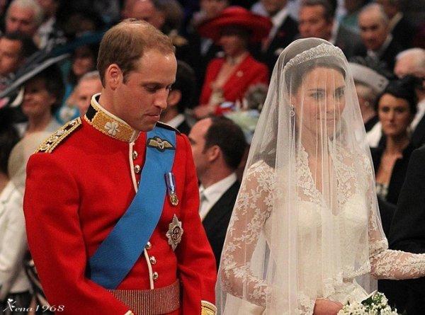 JOUR J DU MARIAGE DU PRINCE DE GALLES WILLIAM WINDSOR ET DE KATE ...