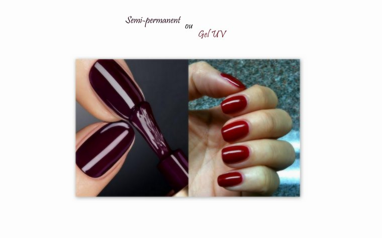 manucure vernis semi permanent vs manucure gel uv led que choisir blog de nailsartk. Black Bedroom Furniture Sets. Home Design Ideas