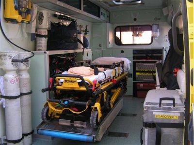 Ambulance interieur blog de pompier467 for Interieur blog