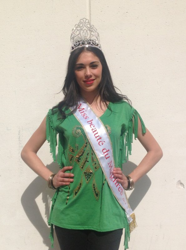 la Miss Beaut� du Maghreb 2013