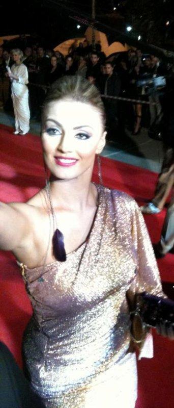"""Ndahen �mimet n� """"Zhurma Show Awards"""" 2011"""