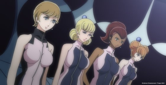 Zero One Anime Zero Zero Nine One