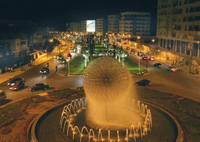 Belle Ville Marocaine