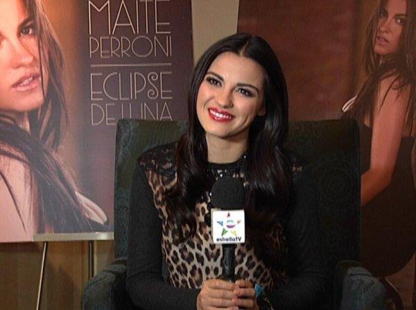 Anahi Giovanna/Maite Perroni - 2013