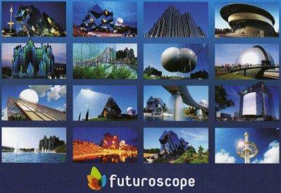 attraction du futuroscope bienvenue. Black Bedroom Furniture Sets. Home Design Ideas