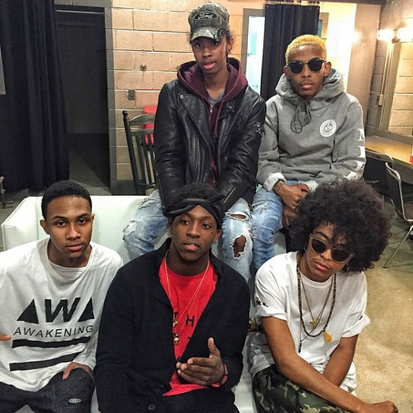 Elijah Johnson Mindless Behavior Les Mindless Behavior