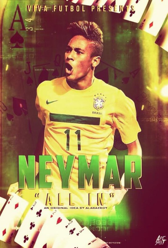 Neymar - All In