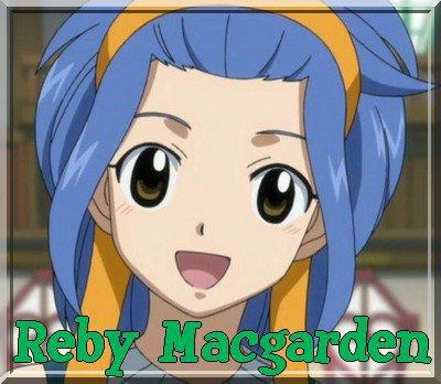 Pr�sentation de Reby Macgarden
