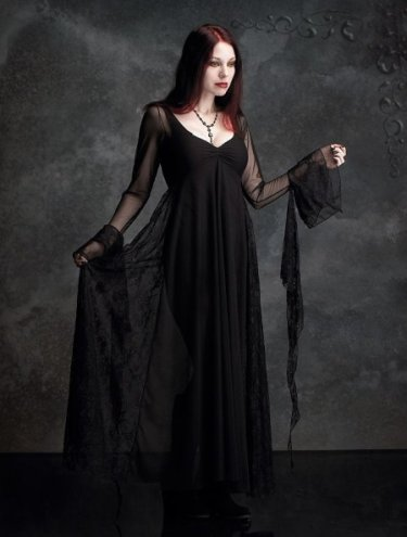 GOTHIC on Pinterest | Gothic Clothing, Gothic Dress and Goth Clothes
