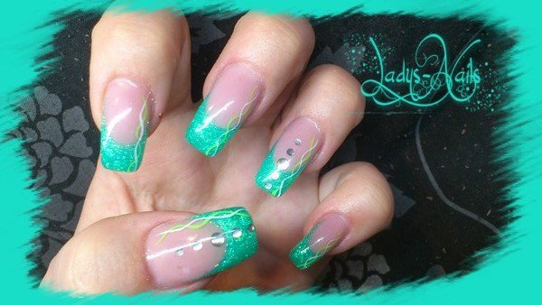 Blog de ladys ongles page 5 blog de ladys ongles - Gel rose fluo ...