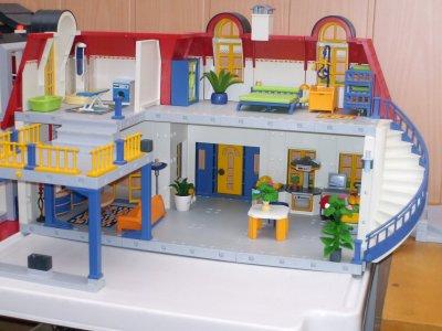 Maison playmobil toute l 39 actu thewalkingdead - Toutes les maisons playmobil ...