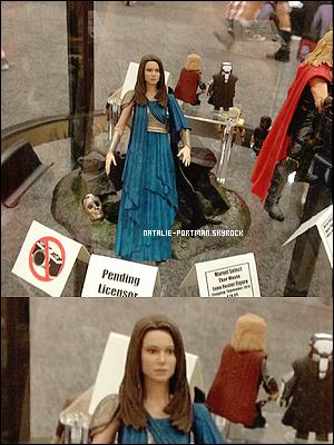 Natalie - Thor 2 - Comic-Con :➲ Natalie-Portman, votre source fran�aise sur Natalie Portman.
