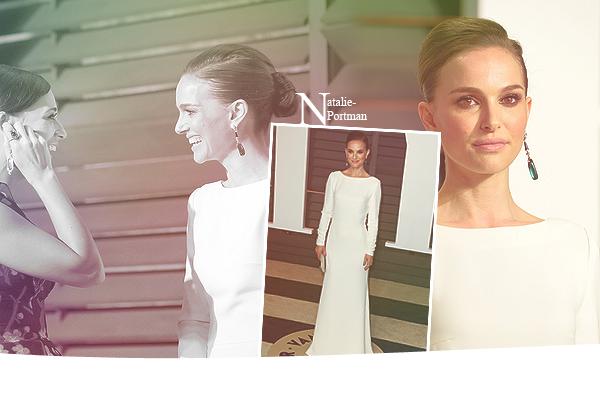 Natalie - Vanity Fair Oscar Party : > Natalie-Portman, votre source fran�aise sur Natalie Portman.