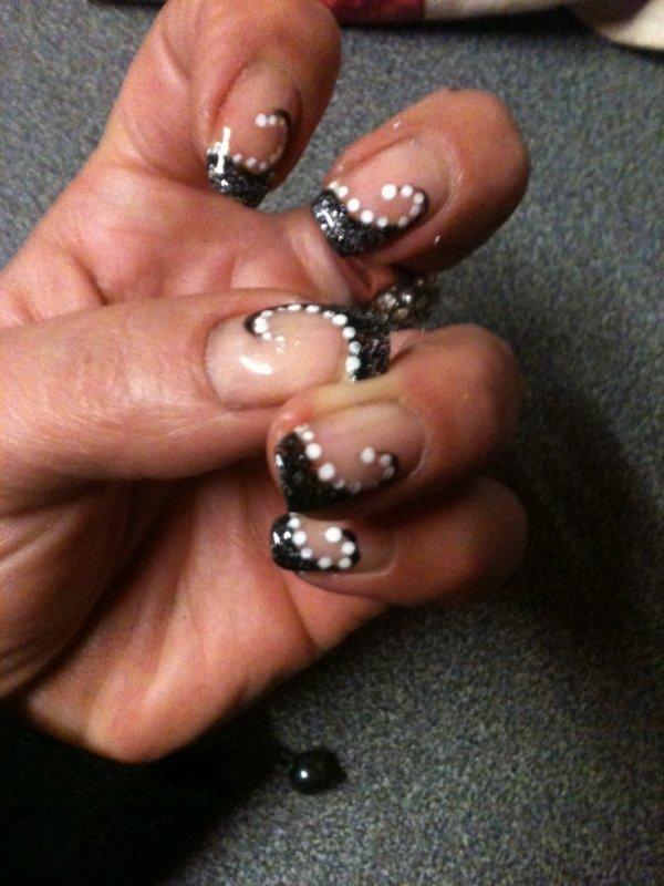 Blog de djokette ongle gel deco nailsdjokette for Decoration ongle noel