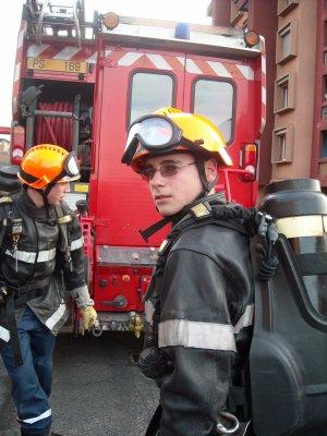 comment devenir jeune sapeur pompier