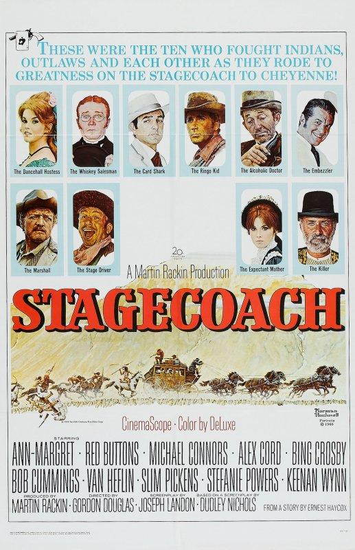 En 1966 ann joue dans ces 2 films l 39 un de george sidney - Poster avec plusieurs photos ...