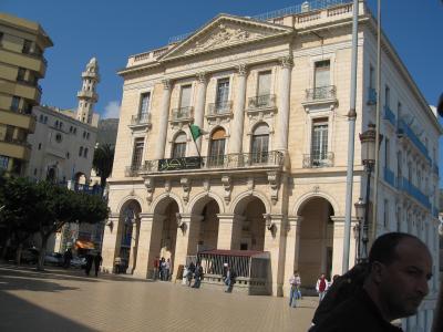 La banque d 39 alg rie et la place gueydon bejaia ex for Banque exterieur d algerie
