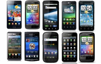 Le top 10 des smartphones du moment !
