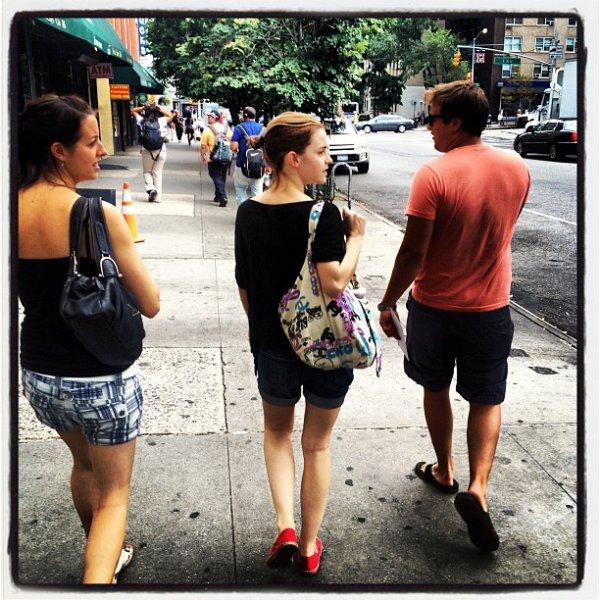 Emma a New York & Scoop NOAH