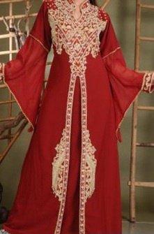 Robe de dubai rouge magnifique blog de mariage locarobe69 for Boutique de location de robe de mariage dubai