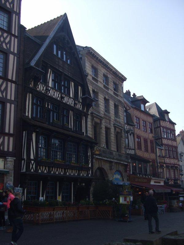 Pour les nostalgiques de nos sorties � Rouen ...