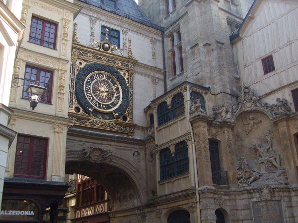 Pour les nostalgiques de nos sorties � Rouen ... suite et fin