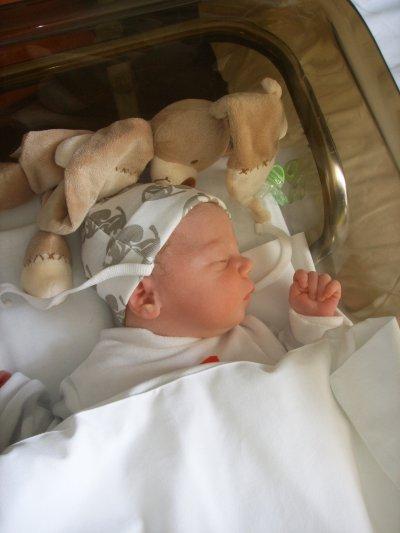 voila notre ptite fille lorysya siebens nee le 16 juillet 2010 a 10h32