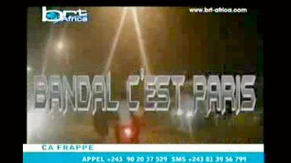 Extrait du clip BANDAL C'EST PARIS de Clusstep NG