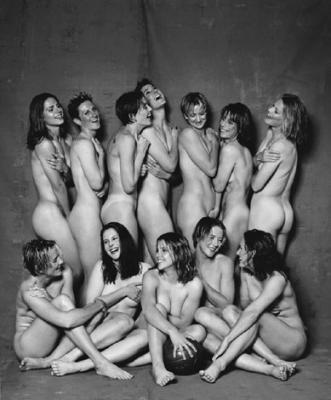 Coupe du Monde : photographis nus par un paparazzi, les