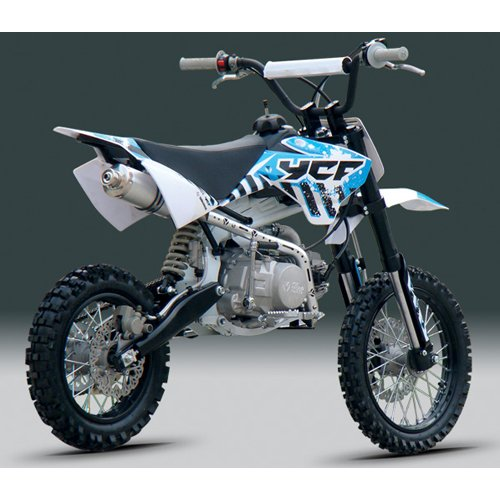 dirt bike ycf 125cc r start dirt bike 35133. Black Bedroom Furniture Sets. Home Design Ideas