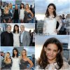 Katie au  World Surf League cocktail party qui a eu lieu au James Hotel - le 24 Juillet -